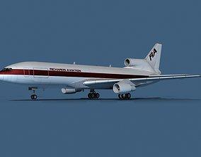 Lockheed L-1011-50 Richards Aviation 3D model