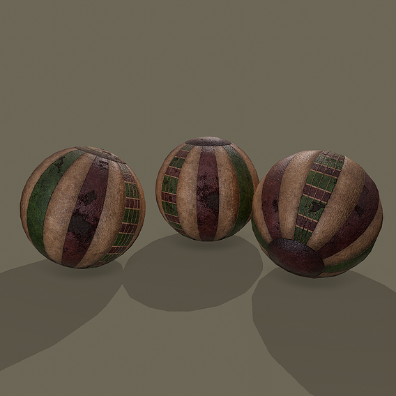 Medieval Toy Balls