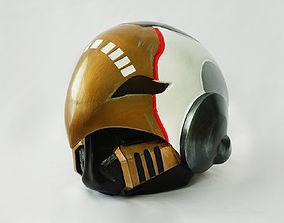 3D print model Celestial NIghthawk helmet from Destiny 1