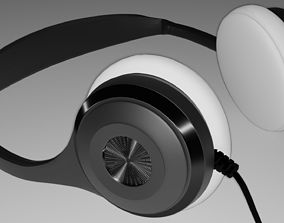 headphone headset 3D