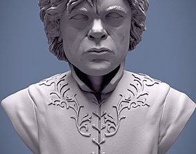 Tyrion Lannister - game of thrones 3D printable model