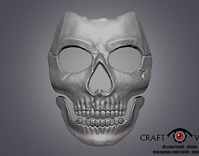 Ghost mask 3D print model