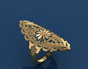fashion-and-beauty 3D printable model Ring 60