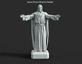 Jesus Christ vol3 statue for 3d print