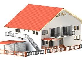 Euloges new house 3D