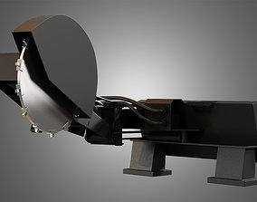 3D Stump Cutter - Spare Part for JCB Skid Steer Loader