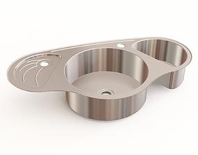 Kitchen sink 24 3D