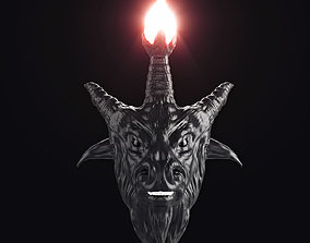 3D model Satan