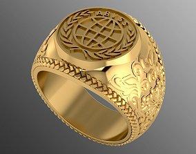Ring akr 22 3D printable model