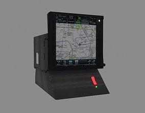 GTN-750 DOCKING STATION 3D asset