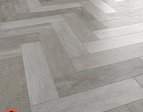3D Rona light grey Floor Tile