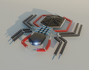 Spider Drone - Spider-Man Homecoming 3D model