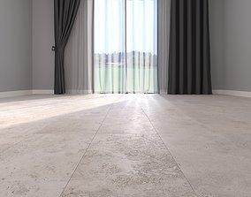 Floor Navona Bone Cross 30x60 3D