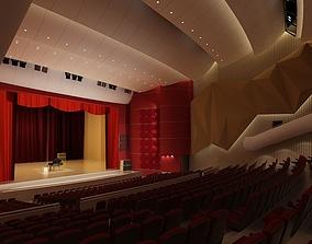 3D lighting Grand Theatre