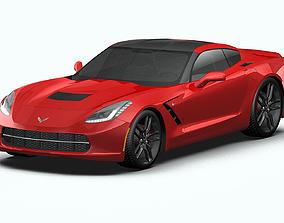 3D 2014 Chevrolet Corvette Stingray