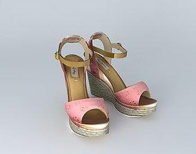 3D PE'P'E JECMA Ladies Sandals
