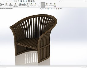 3D model 48 clasic chair