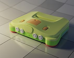 Nintendo 64 - Holder 3D printable model