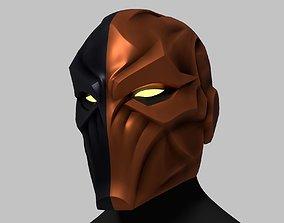 Deathstroke Helmet 3D printable model