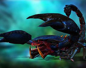Giant scorpion 3D model
