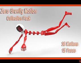 3D model Zero Gravity Motion Pack