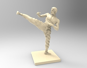 3D model arte marcial