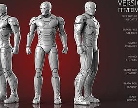 Iron Man Mark 46 3D Printing Figurine