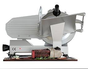 Industrial Meat Slicer Sirman MIRRA 3D model