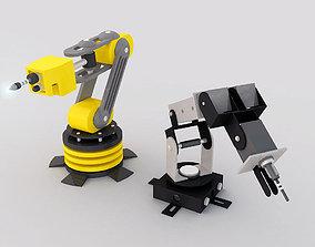 Robotic Arm 3D