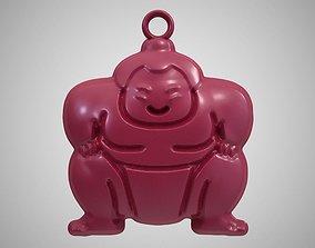 3D print model Sumo Locket