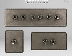3D Collection switches Fontini 1950