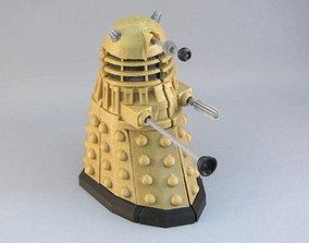 Dalek Transformer 3D printable model