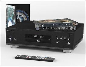 Pioneer Blu-ray player 3D