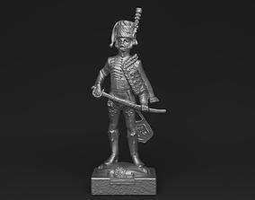 Husar - 3D printable Scan - Statue 3D print model
