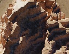 canyon Terrain 4k 3D