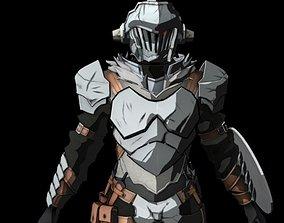 Goblin Slayer VR Chat and Skeleton FBX 3D