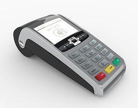 3D POS payment terminal