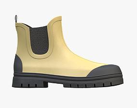 3D PBR Rain Boots