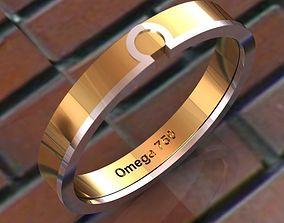 3D printable model Omega RIng