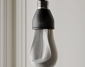 3D model ORIGINAL PLUMEN 002 DIMMABLE LED