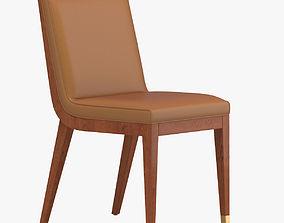 Light Brown Chair 3D