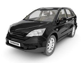 car 24 am132 3D model