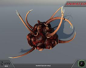 Alien flora - plant 13 3D model
