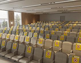 concert Conference 3D Model