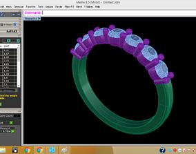 3D bracelets - jewelry 3d business banner