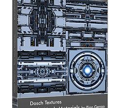 Dosch Textures - Tech Mech Materials 3D