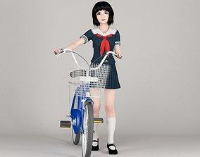 3D Kayoko various outfit pose 05