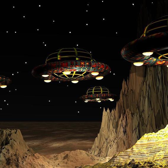 UFO Explaration