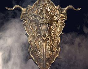 shield 3D model Shield fantasy