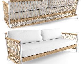 Salt Creek Sofa Serena Lily 3D